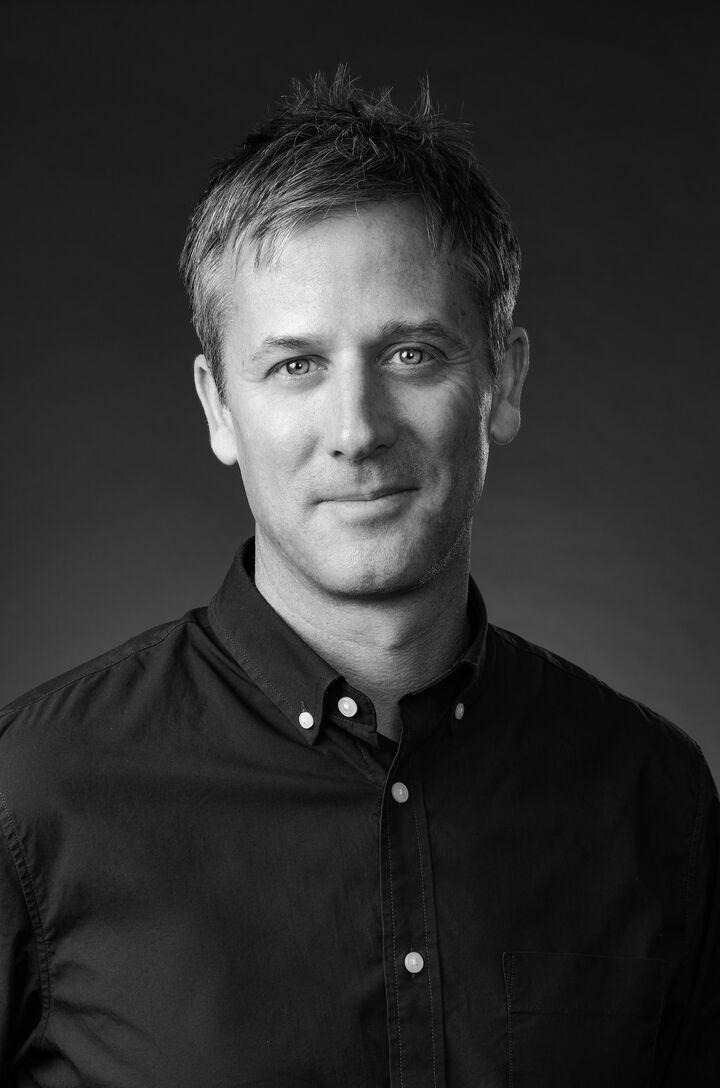 Christopher Anderson,  in Salt Lake City, Windermere