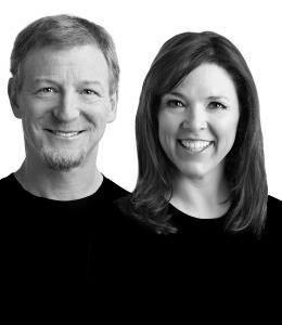 Jeff and Carina Cutler