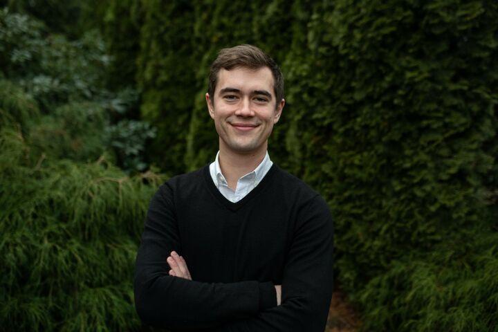 Gabriel Swanson,  in Bellingham, Windermere