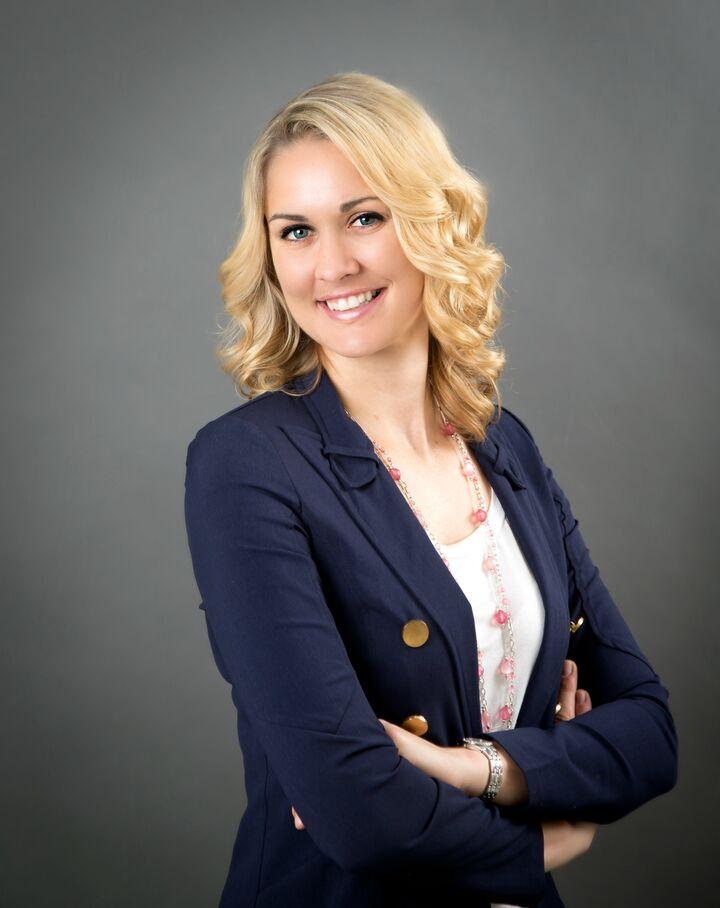 Michelle Switzer,  in Riverside, Windermere