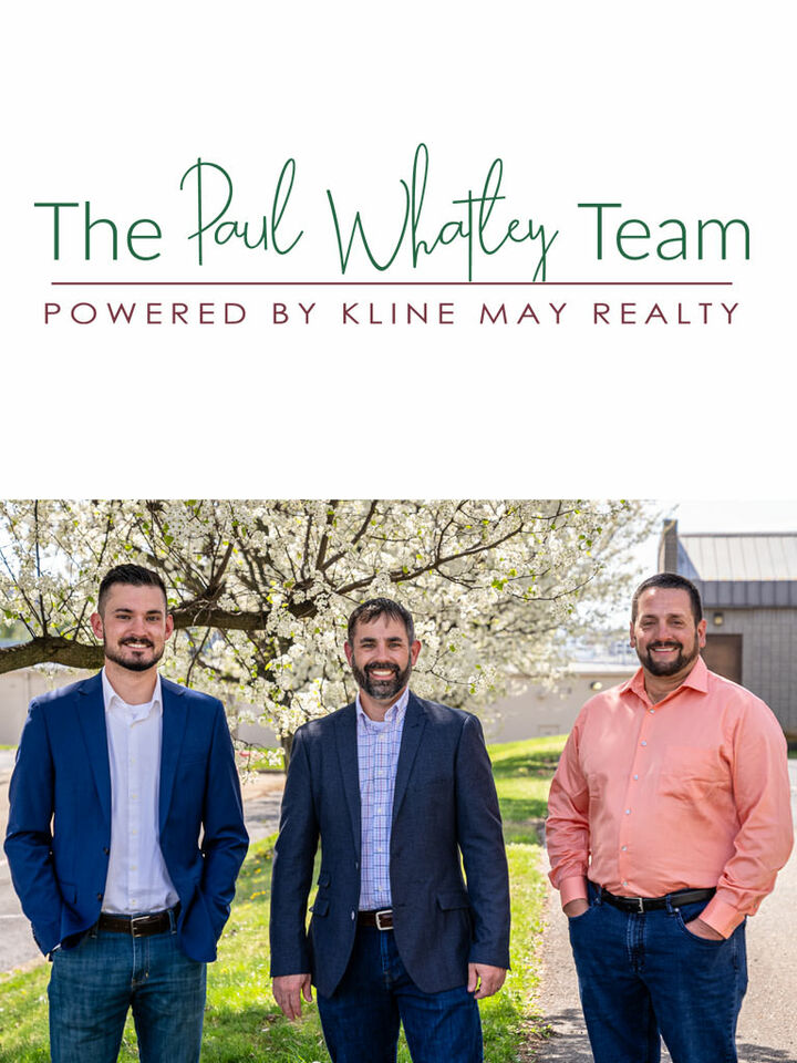 The Paul Whatley Team, REALTOR® in Harrisonburg, Kline May Realty