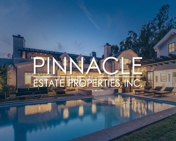 Encino, Encino, Pinnacle Estate Properties